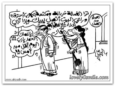 كاريكاتير 14