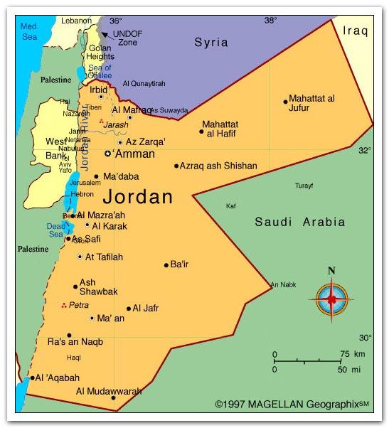 صور معلومات عن الأردن
