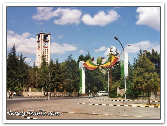 أثيوبيا معلومات وصور
