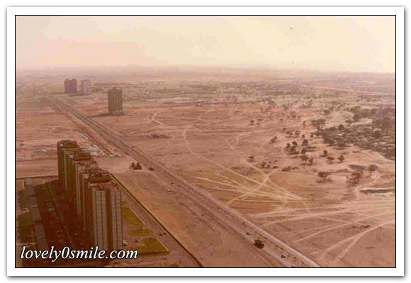 صور من الماضي لمدينة دبي