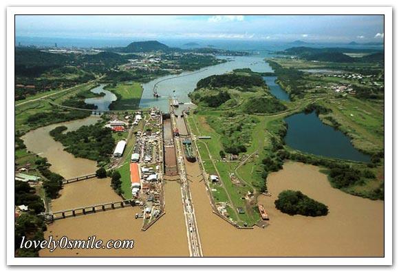 قناة بنما - صور