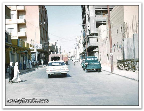 صور لمدينة الرياض عام 1960