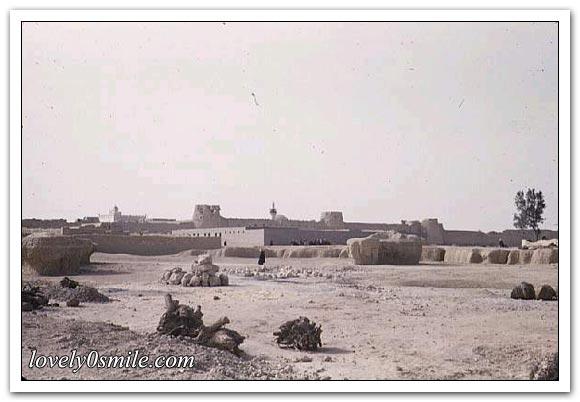 صور لمنطقة الأحساء قديما