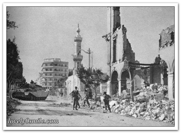 أزمة السويس وحرب 56 - صور