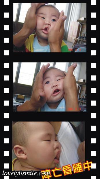 اللي تبي طفلها ينام بسرعة ولايعذبها ( طريقةبالصور) 187
