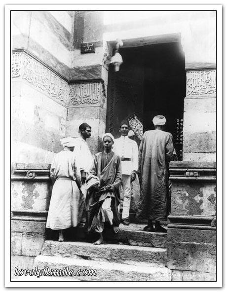 صور نادرة لمصر من 150 سنة