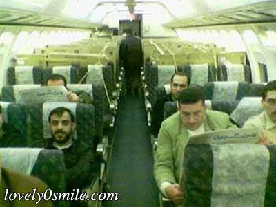 على متن الخطوط السورية..!!