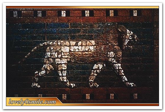 برج بابل - صور