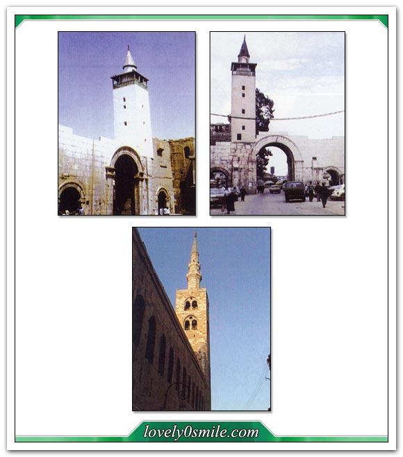 نزول المسيح على منارة الجامع الأموي بدمشق at-031-08.jpg