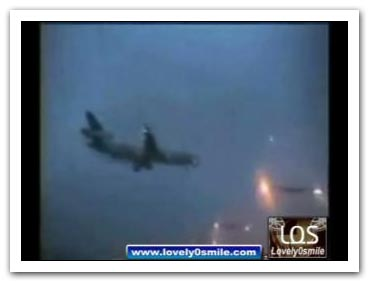 حوادث طائرات 1 - فيديو