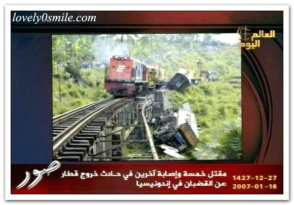 العالم اليوم 16-1-2007 / صور
