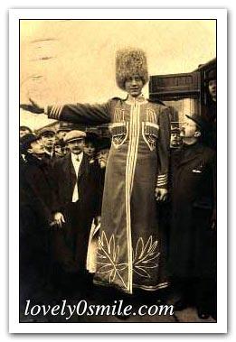 العمالقة عبر التاريخ - صور