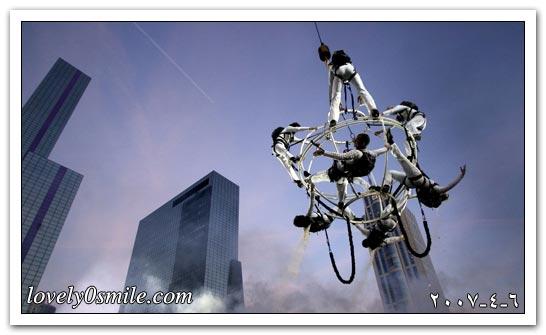 العالم اليوم 6-4-2007 / صور