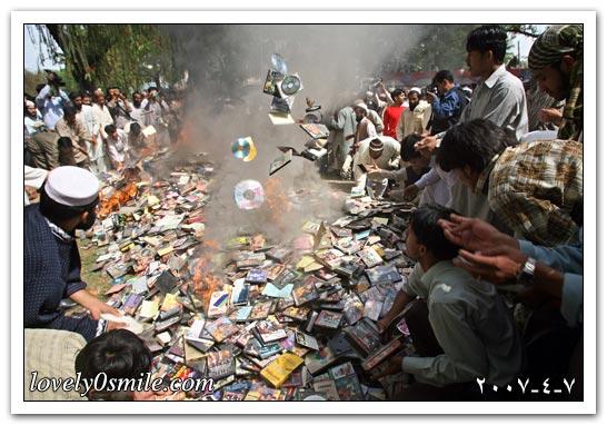 العالم اليوم 7-4-2007 / صور