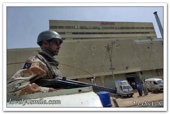 العالم اليوم 8-4-2007 / صور
