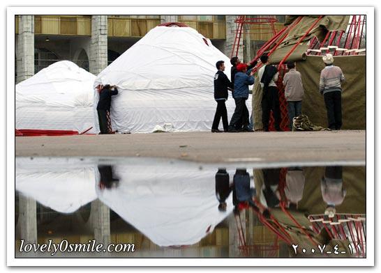 العالم اليوم 11-4-2007 / صور