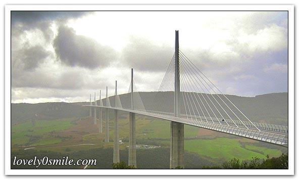 أطول وأعلى جسر في العالم - صور