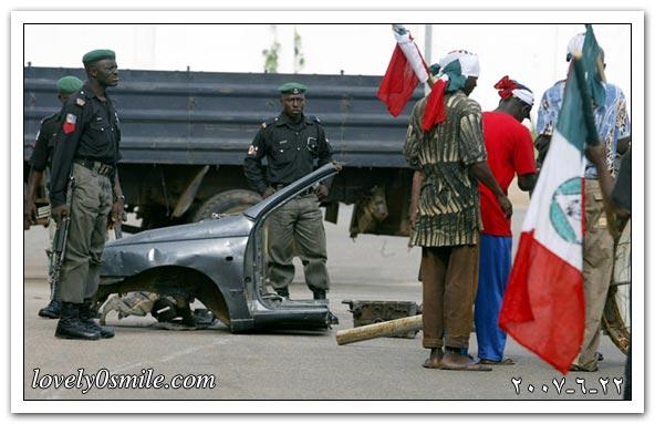 العالم اليوم 22-6-2007 / صور