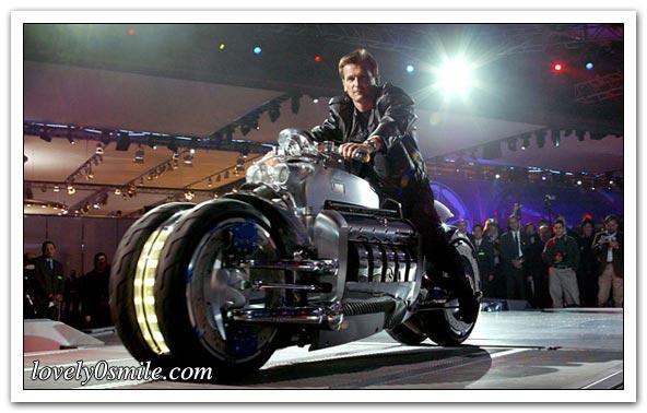 أسرع دراجة نارية في العالم - صور