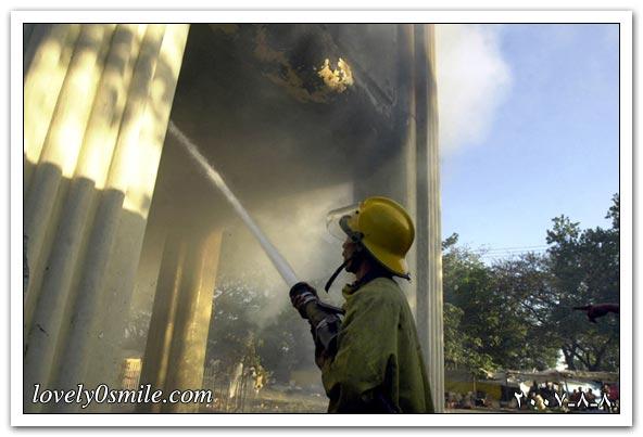 العالم اليوم 8-8-2007 / صور