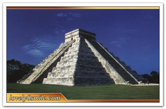 أهرامات المايا - صور
