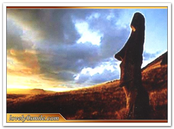 تماثيل جزيرة الفصح - صور
