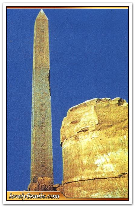 مسلة حتشبسوت - صورة