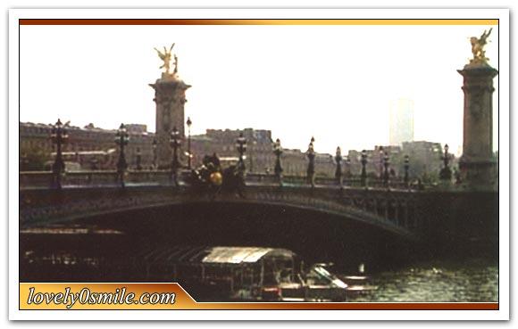 تاج محل + جسر ألكسندر الثالث - صور