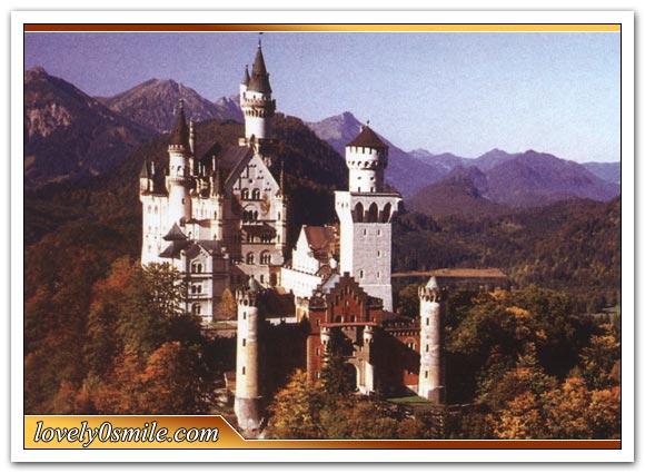 قلعة نيوشوانستين + قصر فيتهابور