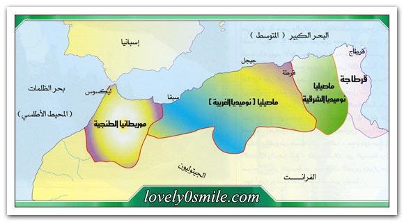 حضارة بلاد المغرب العربي