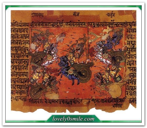حضارة بلاد الهند