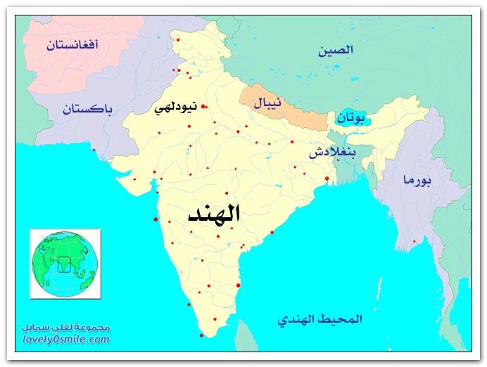 الهند معلومات وصور gc-013-map.jpg