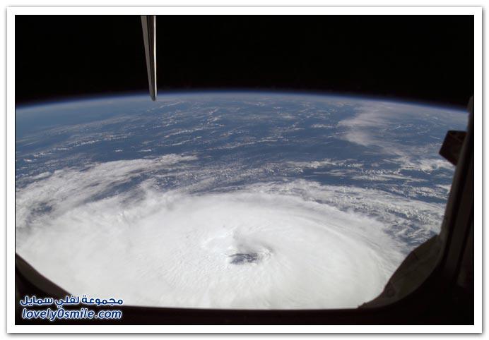 صور رائعة من الفضاء