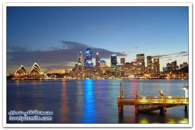أستراليا معلومات وصور