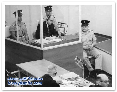 أكذوبة الهولوكوست ومحاكمة ادولف ايخمان - صور