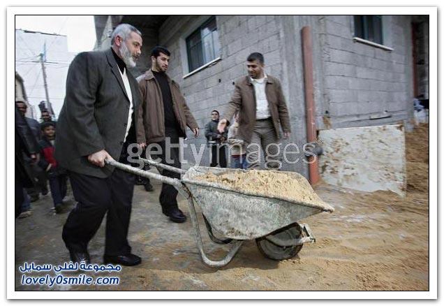 كازينو للقمار ومصنع للبيرة.. لإعمار غزة - صور