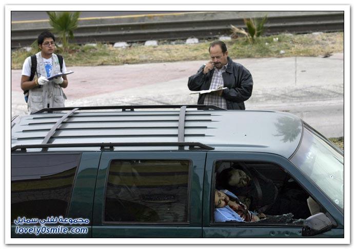 صور لحرب المخدرات في المكسيك