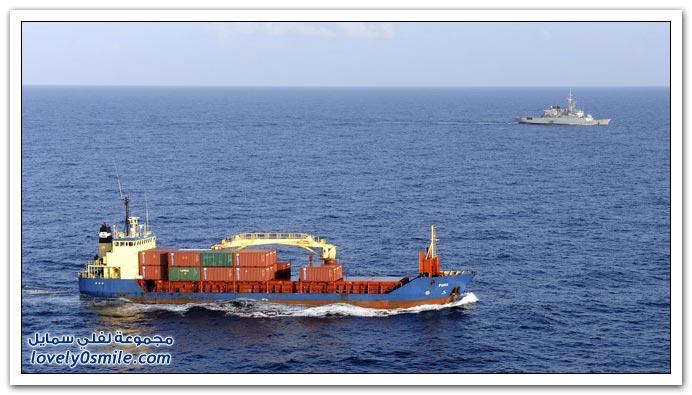 صور القراصنة الصوماليين