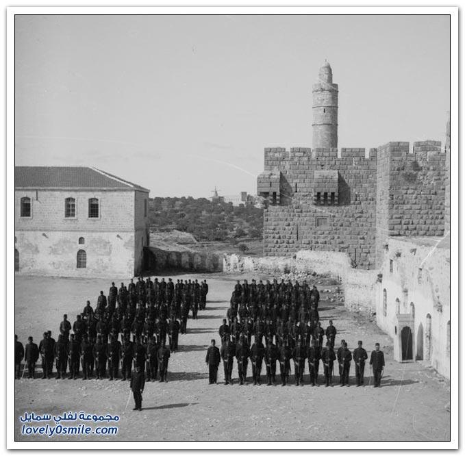 صور فلسطين في العهد العثماني ج1