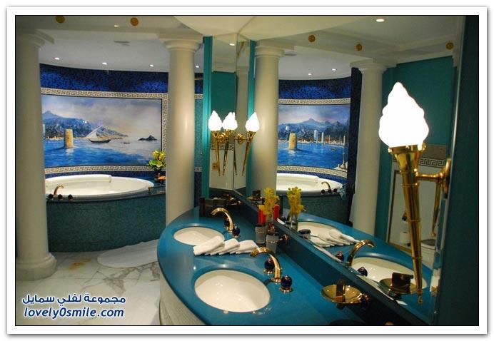صور متميزة لفندق برج العرب
