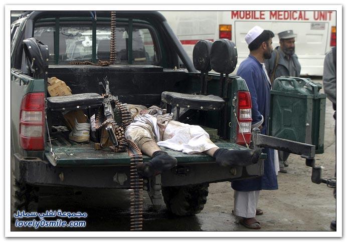 صور من أفغانستان هذه الأيام