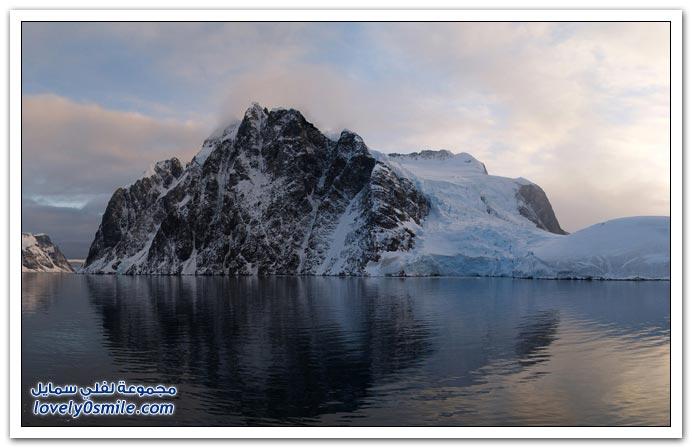 القطب الجنوبي انتركتيكا