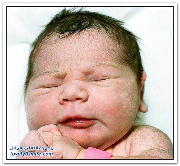صور مميزة لأطفال حديثي الولادة