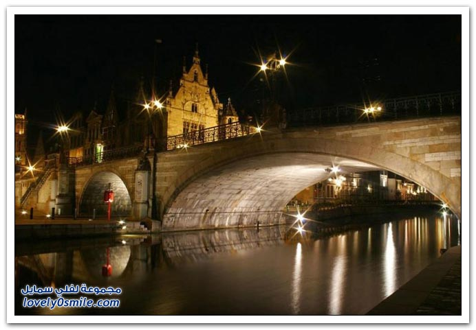 صور الليل في مدن حول العالم ج1