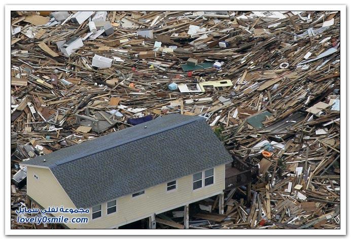 إعصار آيك