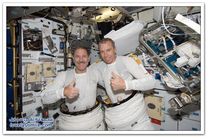صور رحلة إلى الفضاء