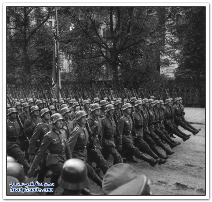 صور نادرة من ألبوم الحروب ج2