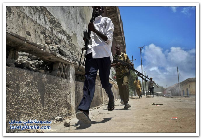 صور القتال من أجل السيطرة على الصومال Fighting-Somalia-01