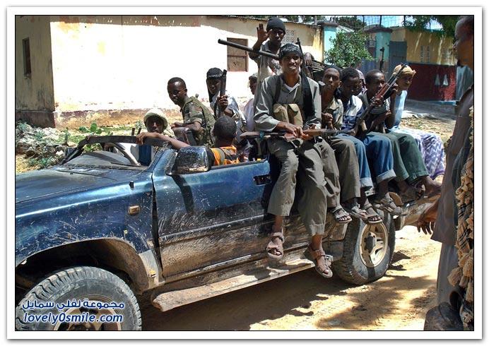 صور القتال من أجل السيطرة على الصومال Fighting-Somalia-03