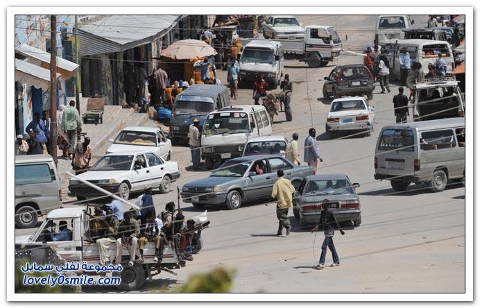 صور القتال من أجل السيطرة على الصومال Fighting-Somalia-06